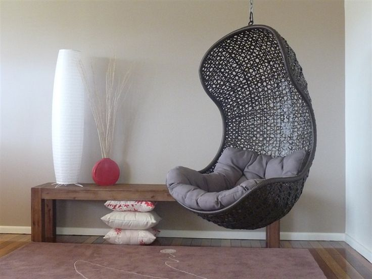 Stylish small bedroom chair