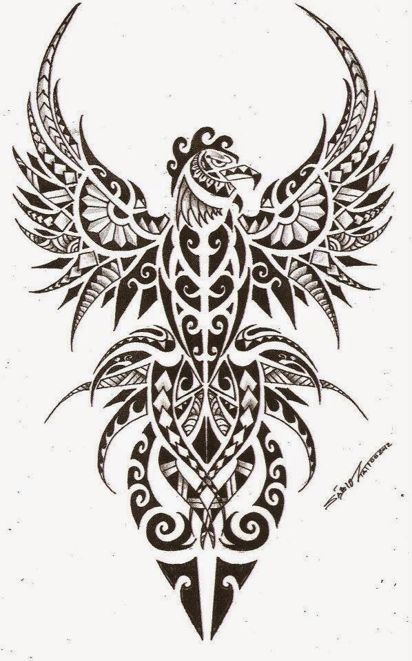 Significados Das Maoris Desenhos Variados Tattoo Maori Perna
