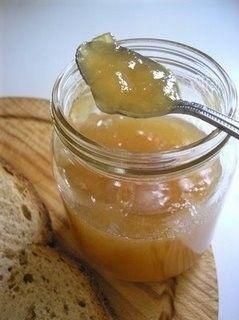 Marmellata di mele e limoni
