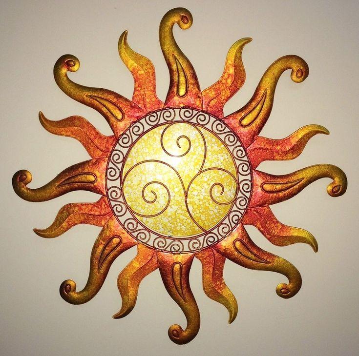 Best 25+ Sun art ideas on Pinterest | Sun painting, Sun ...