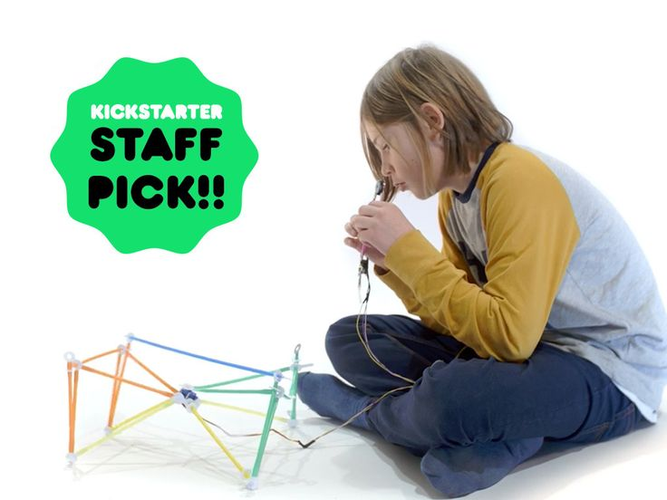 Quirkbot: Make your own robots with drinking straws!