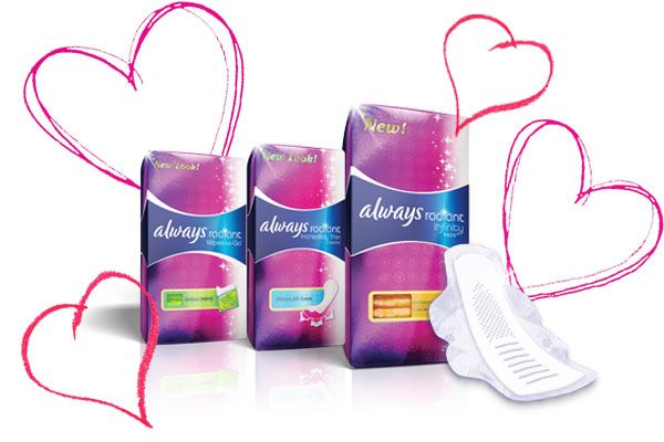 Say What You Want About Tampons But I M Team Maxi Pad 4