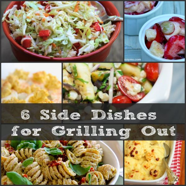 Sides On The Grill: 6 Side Dishes For Grilling Out