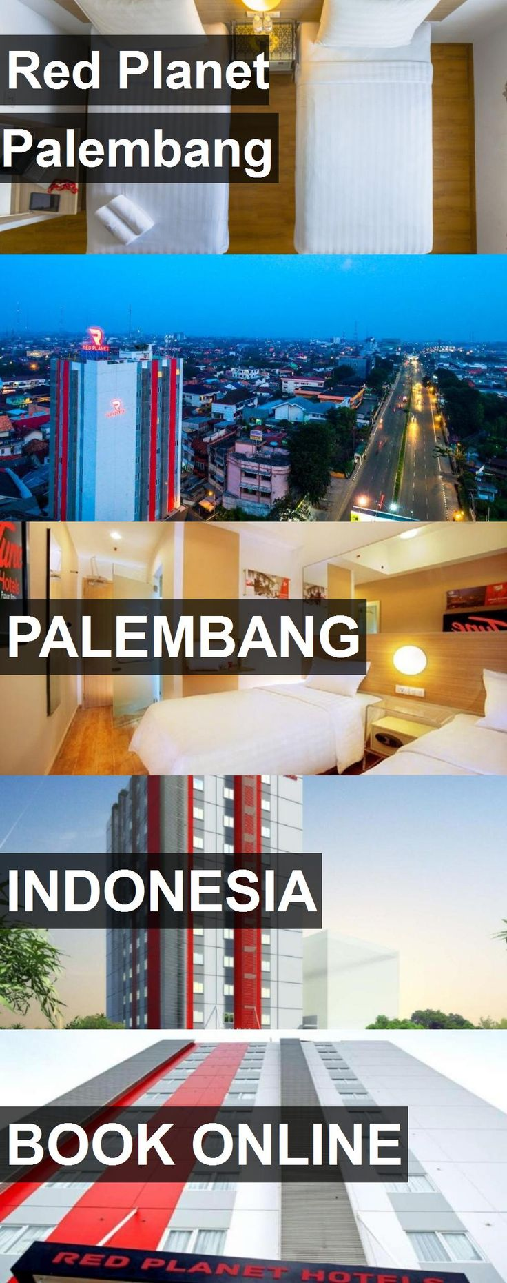 Hotel Red Planet Palembang in Palembang, Indonesia. For more information, photos, reviews and best prices please follow the link. #Indonesia #Palembang #travel #vacation #hotel