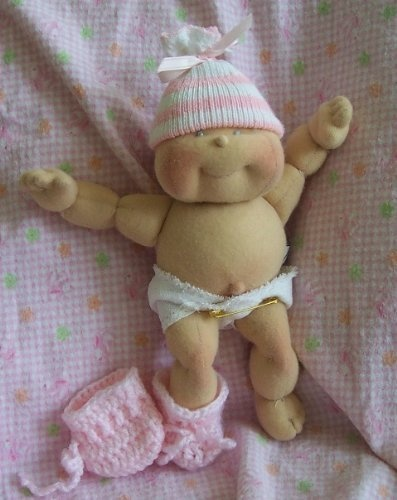 Cloth Craft Dolls
