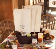 Thanksgiving table setting...so cute!  Crafts for Kids & Party Ideas | Pottery Barn Kids