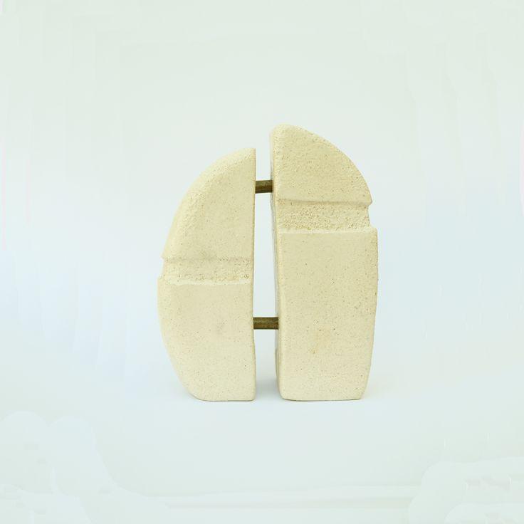 """Unity"" ceramic sculpture on Behance"