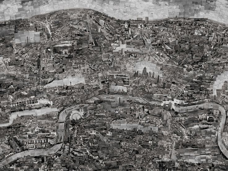 You've Never Seen Anything Quite Like the Maps of Sohei Nishino