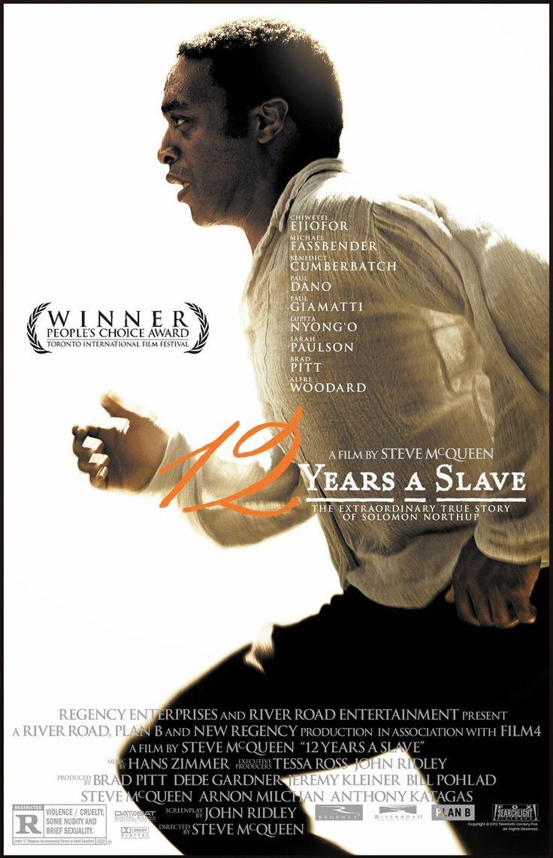 CCL - Cinema, Café e Livros: 12 Anos de Escravidão (12 Years a Slave)