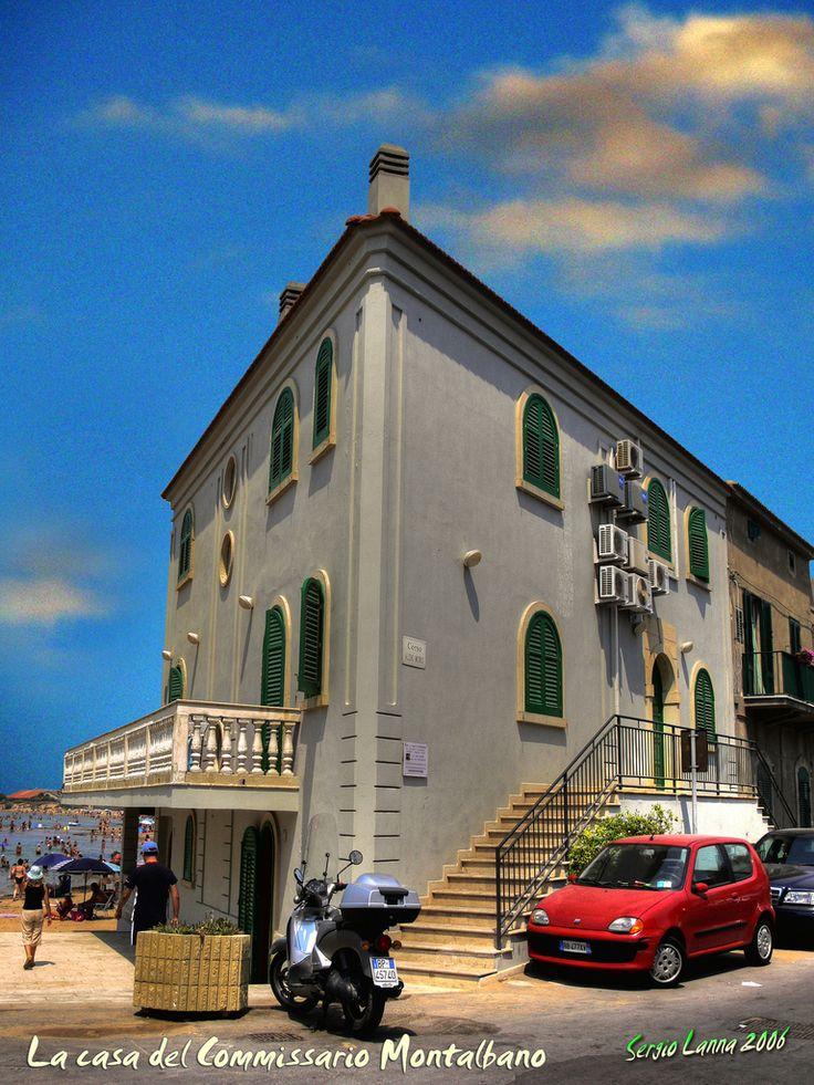 Punta Secca (Santa Croce di Camarina) - La casa del Commissario Montalbano