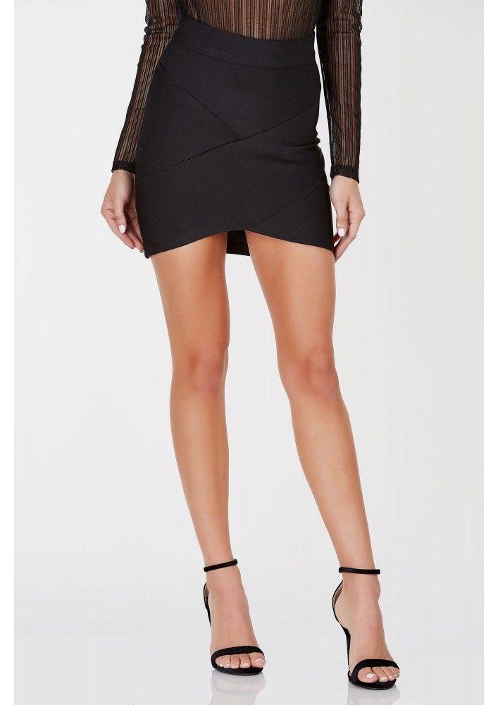 Hold Me Tight Bandage Skirt   Shop for Hold Me Tight Bandage Skirt Online