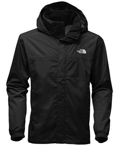 The North Face Men's Resolve Waterproof Jacket - Coats & Jackets - Men - Macy's