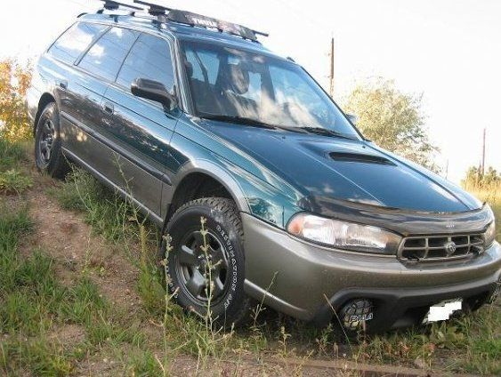 Free Amazing HD Wallpapers: 1999 Subaru Legacy Outback Wagon