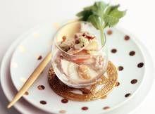Eenpersoons waldorfsalade met kip - Recept - Allerhande