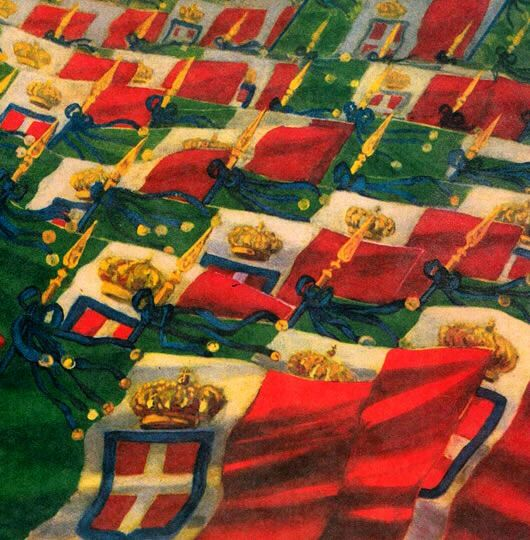 Regno d'Italia 1861 FERT