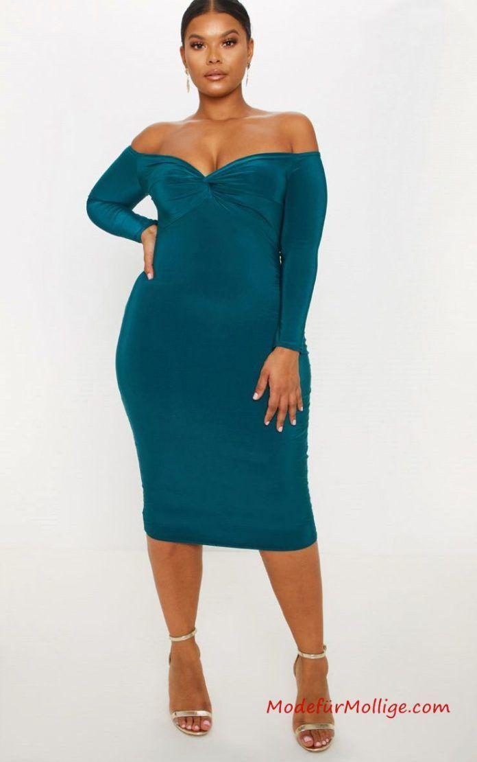 Elegante Mode Festliche Kleider Große Größen 20…