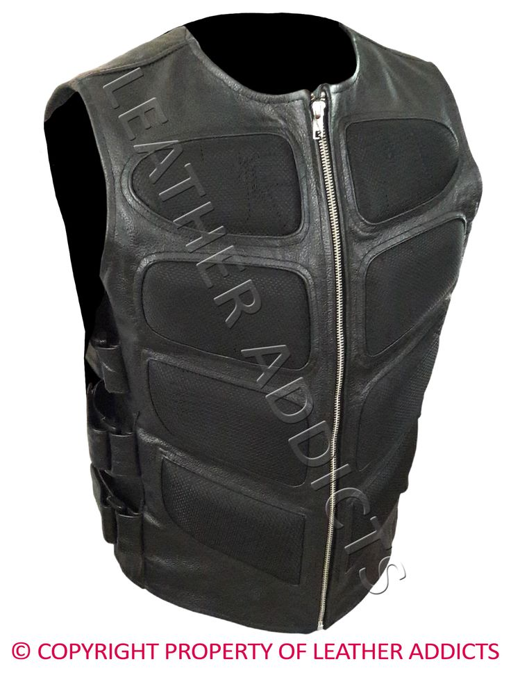 http://www.leatheraddicts.com/product/mens-swat-style-black-leather-bikers-vest-swat2/