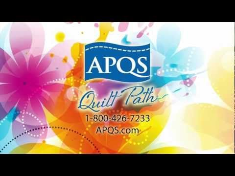 10 best APQS Quilt Path Videos images on Pinterest | Longarm ... : long arm quilting videos - Adamdwight.com