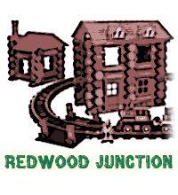 Lincoln Logs Redwood Junction