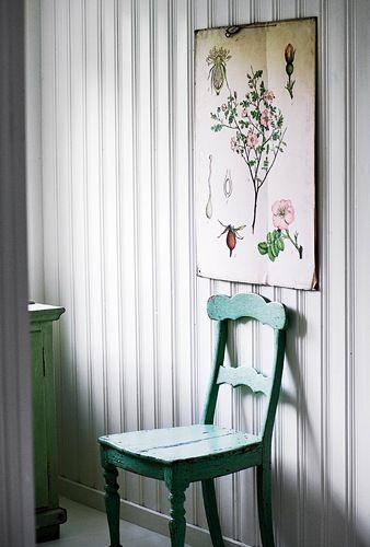 Swedish country style summer house - Boligpluss.no  | Photo: Trine Bukh / Linnea Press