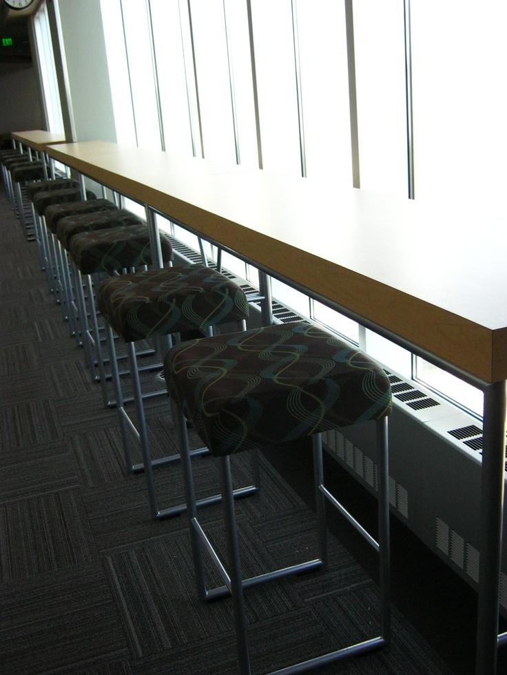 Tech zone | Library Design Ideas | School library design ...