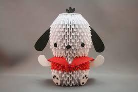 Znalezione obrazy dla zapytania origami modułowe