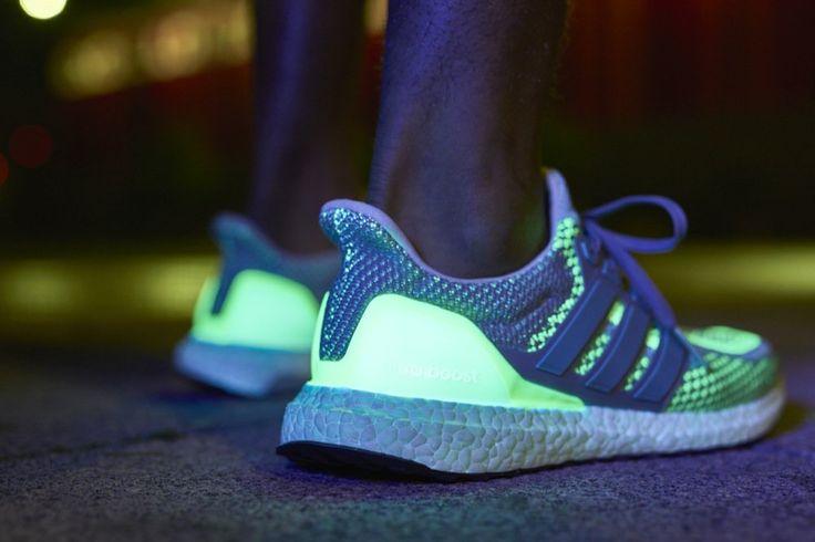 adidas's Glow-in-the-Dark Ultra Boosts Drop Tomorrow