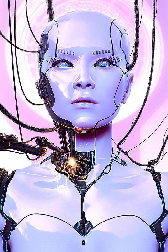 Digital Art by Oliver Wetter http://www.cruzine.com/2013/01/24/digital-art-oliver-wetter/