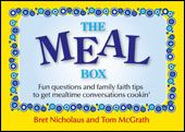 The Meal Box * deck of cards with conversation starters and prompts to explore the family's life of faith