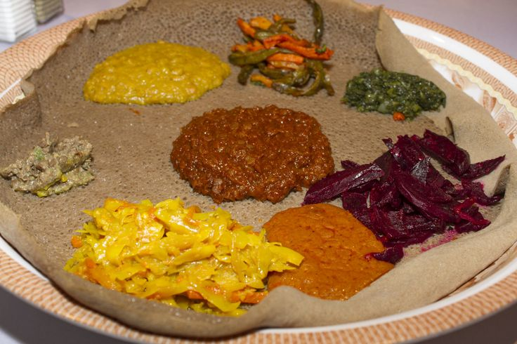 Where to go if you're looking for authentic Ethiopian, Eritrean and Somalian food.