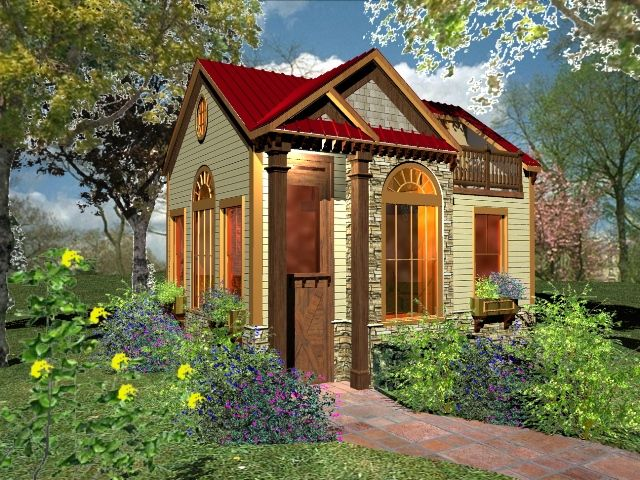 70 Best Images About Crafts On Pinterest Outdoor: outdoor playhouse for sale used