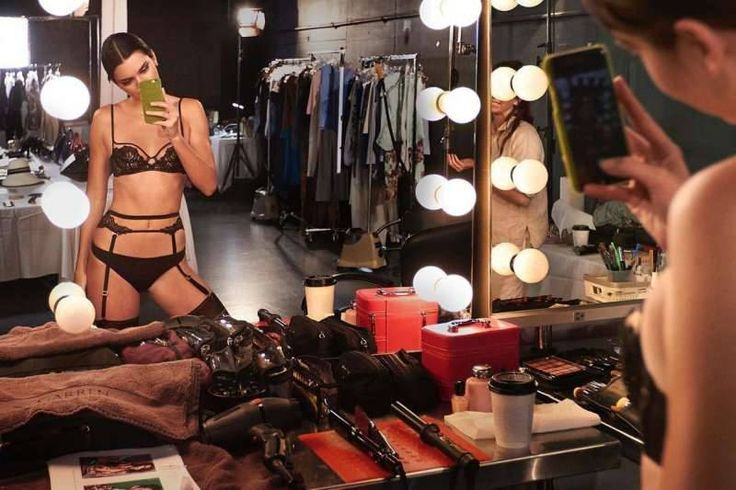 Kendall Jenner Shows It ALL Off in Racy Lingerie Ad, Kendall Jenner's Jimmy Kimmel OutfitKendall Jenner's Jimmy Kimmel Outfit, Biography, Latest News