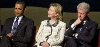 Obama, Clintons accused in Egypt of aiding terrorists Documents leaked ahead of trial of Muslim Brotherhood leaders
