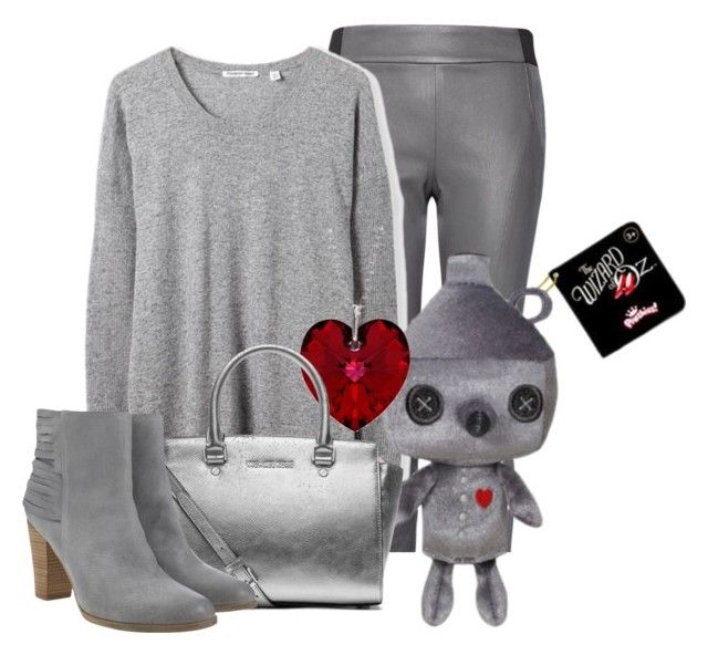 """""""Tin Man"""" by flavoka-tigre ❤ liked on Polyvore featuring Thakoon Addition, MICHAEL Michael Kors, Mint Velvet, women's clothing, women, female, woman, misses and juniors"""