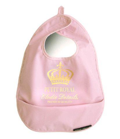 Baby Bib - Petit Royal Pink – Baby Luno