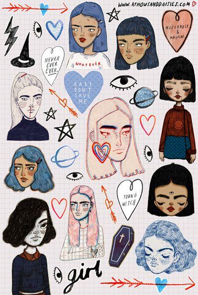 Sticker Sheet 3