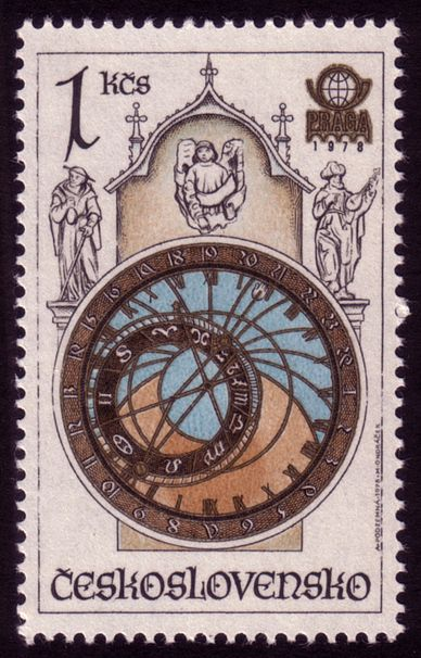 Letterology: Czechoslovakian Stamp Designs, my tattoo part would be the middle circle and all the parts included inside of it.