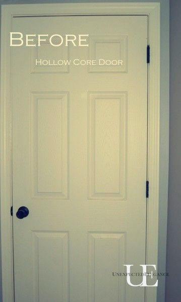 DIY Dutch Door: Turning a Hollow Core Door into a Dutch Door