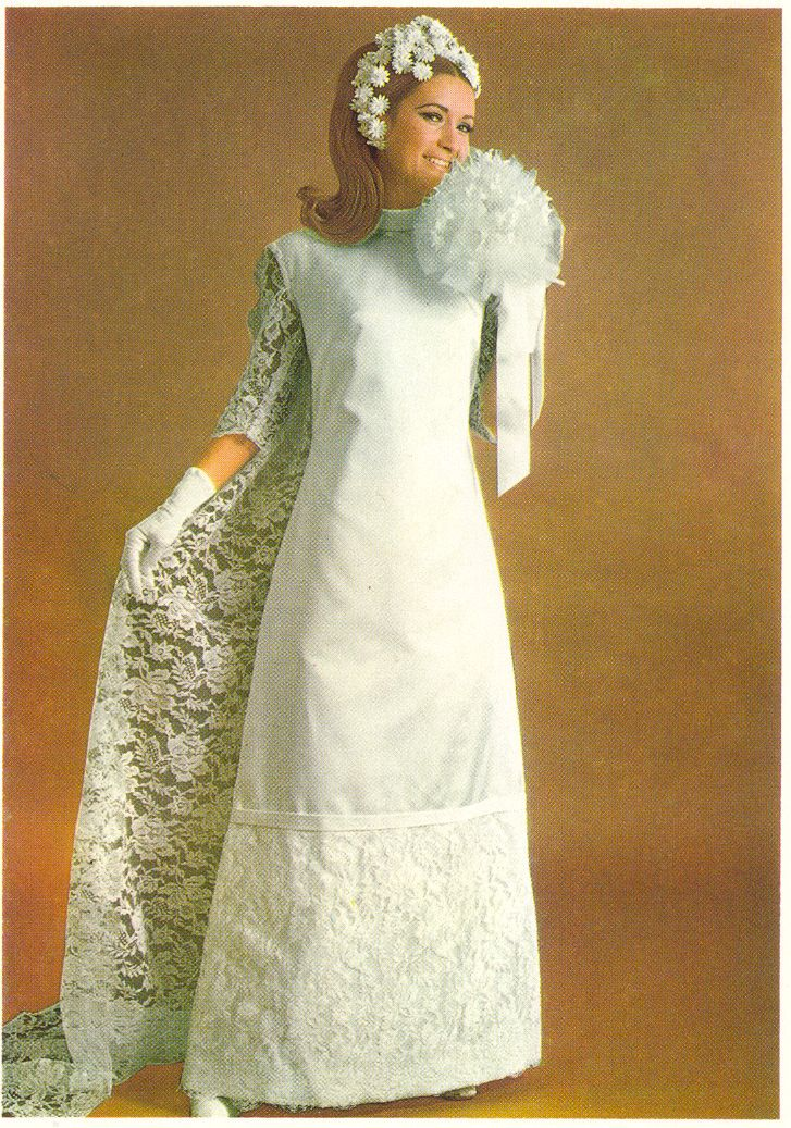 17 best 1970s wedding images on pinterest retro weddings for 1970s vintage wedding dresses