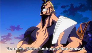 Boku no Hero Academia 3 Online Sub Español