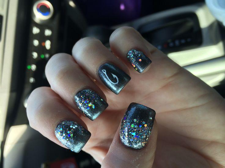 Fish hook nails :)