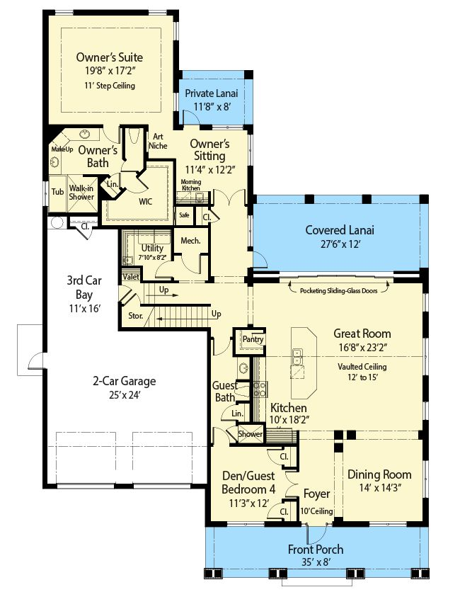 804 Best Images About Floor Plans On Pinterest 2nd Floor