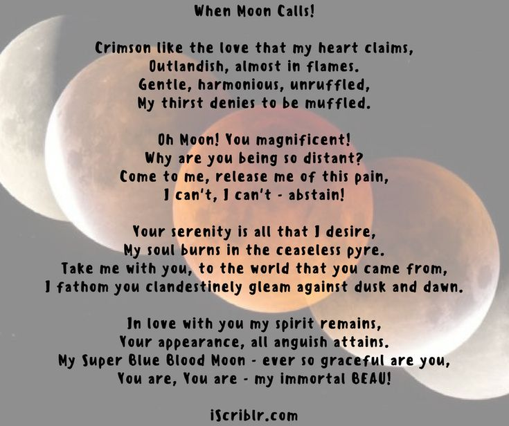 When you are in LOVE with the MOON and it shows!💖 #iScriblr #poem #superBlueBloodMoon #superMoon #myLoveForTheMoon
