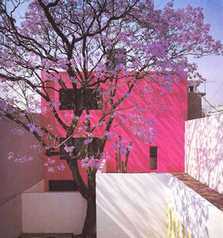 A finales de los años 70 el genial arquitecto Luis Barragán recibe el encargo del proyecto de la casa Gilardi