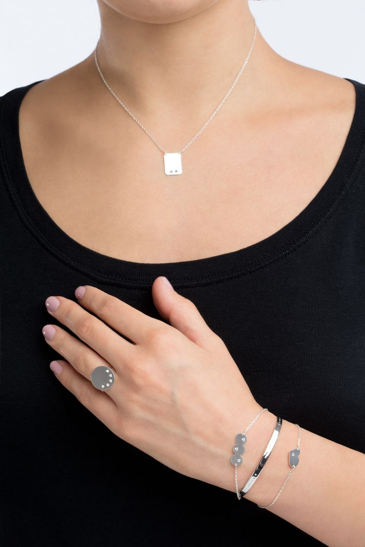 by Reena Jewelry. 14k gold necklace, rings and bracelets. Available in white or yellow gold.  Shop the collection at www.reena.ro or order directly at reena.orders@gmail.com.