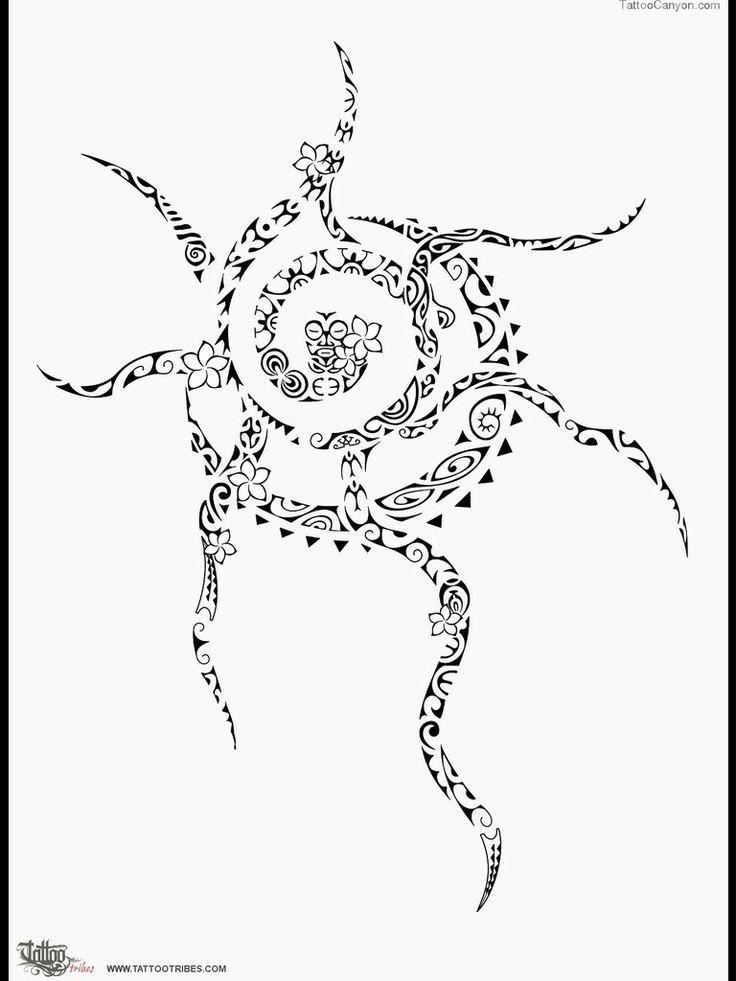 Polynesian Sun Tattoo Designs | 5757-polynesian-sun-backpiece-tattoo-tattoo-design-768x1024.jpg