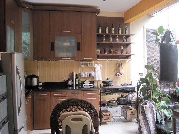 20 Desain Dapur Terbuka Di Halaman Belakang Renovasi Rumah Net