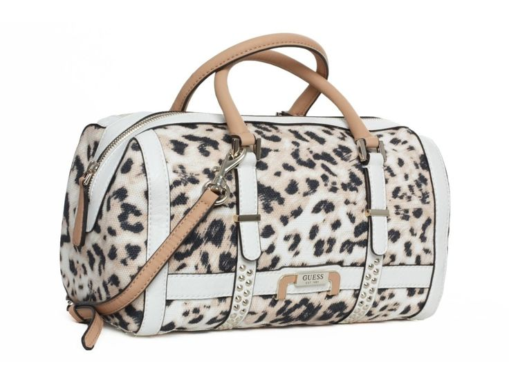 Dámská kabelka GUESS, zvířecí motiv - 100061967 | obujsi.cz - dámská, pánská, dětská obuv a boty online, kabelky, módní doplňky