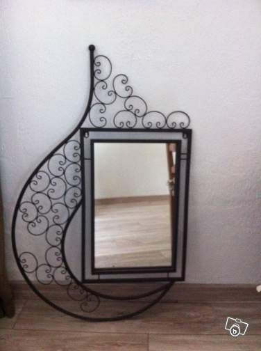 78 ideas about miroir fer forg on pinterest d cor de