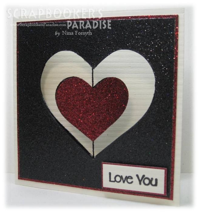This blog is my online album for the paper cards I create.